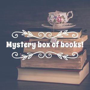 For readers-mysterybox with 3 books!